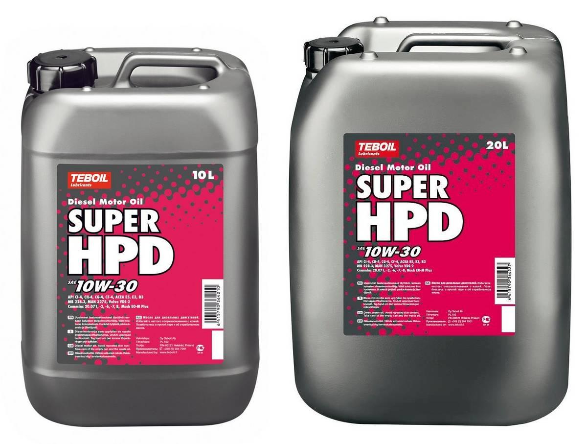 TEBOIL SUPER HPD 10W-30 - Tuontitukku.fi verkkokauppa