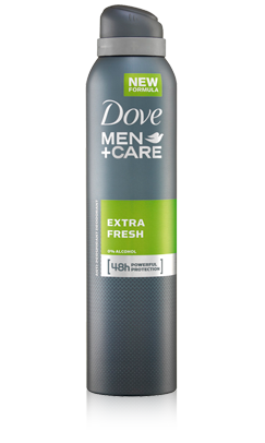 DOVE DEO SPRAY MIEHILLE FRESH 150ml - Kemikalio - 8712561255530 - 1