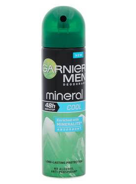 GARNIER DEO SPRAY 150ml COOL MEN - Deodorantit - 3600541330900 - 1