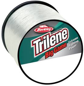 SIIMA TRILENE BIG GAME CLEAR 600m 0,38mm - Siimat - 028632672440 - 1