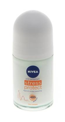 NIVEA MINI ROLL ON STRESS PROTECT 25ml - Kemikalio - 42243571 - 1