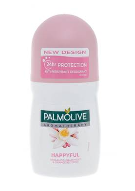 PALMOLIVE ROLL ON AROMATHERAPY HAPPY 50m - Kemikalio - 8714789420431 - 1
