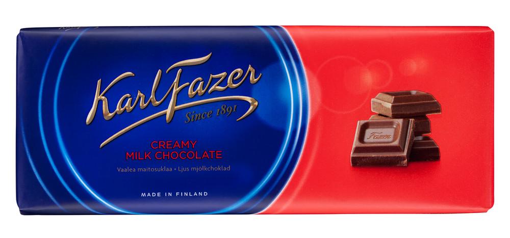 Fazer Suklaa Uutuudet