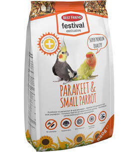 BF FESTIVAL EXCLUSIVE PAPUKAIJOILLE 850g - Linnut - 5700551410352 - 1