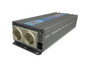 INVERTTERI 1500W 12V-230V GENIUS POWER - Invertterit - 6419943202602 - 3