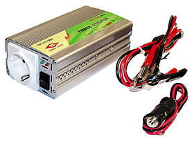 INVERTTERI 300W 12V-230V GENIUS POWER - Invertterit - 6419943202572 - 1