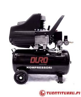 KOMPRESSORI 24L 2,5HP 8bar DURO - Kompressorit - 6438168070032 - 1