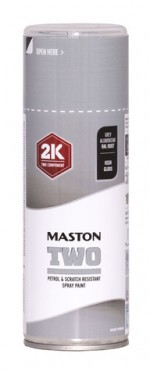 MASTON SPRAY TWO 2K 400ml LAJITELMA - Maalit ja Massat - 6412490037482 - 1