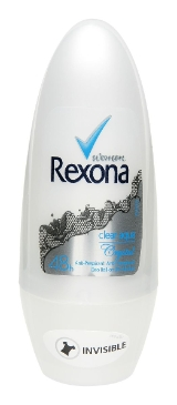 REXONA ROLL ON CRYSTAL CLEAR AQUA 50ML - Kemikalio - 50097852 - 1
