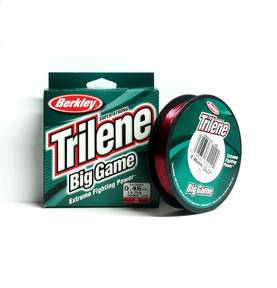 SIIMA TRILENE BIG GAME PUN 300m 0,46mm - Siimat - 028632622292 - 1