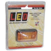 LED-��RIVALO KELTAINEN 58x35x19MM