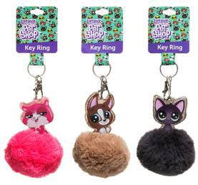 Avaimenperä littlest pet shop - Asusteet - 6410413108783 - 1