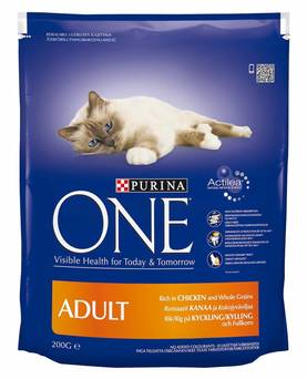 PURINA KISSANRUOKA ONE ADULT 200g - Kissanruoka - 7613034550484 - 1