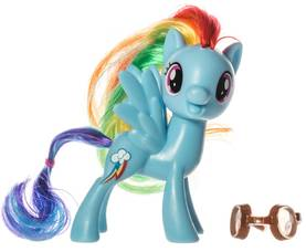 MY LITTLE PONY RAINBOW DASH - Sisäleikkitarvikkeet - 5010993354405 - 2