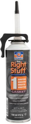 PERMATEX THE RIGHT STUFF TIIVISTE 210g - Pesuaineet ja vahat - 8410410350435 - 1