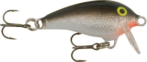 RAPALA UISTIN MINI FAT RAP 3cm S - Vaaput - 022677005225 - 1