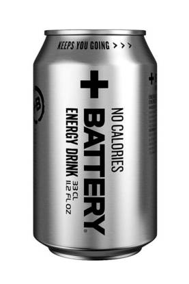 BATTERY ENERGY DRINK NOCALORIES  33cl - Keksit, Virvokkeet ja Säilykkeet - 6415600522106 - 1