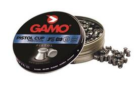 GAMO LUOTI PISTOOLI CUP 4,5mm 250/rs - Luodit - 7936760687560 - 1