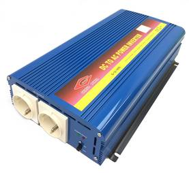 INVERTTERI 1500W 12V-230V SINIAALTO - Invertterit - 6419943539876 - 2