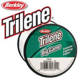 SIIMA TRILENE BIG GAME CLEAR 0,38mm - Siimat - 028632176856 - 1