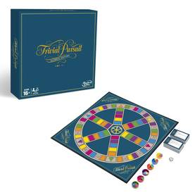 TRIVIAL PURSUIT CLASSIC EDITION FI - Pelit - 5010993425716 - 1