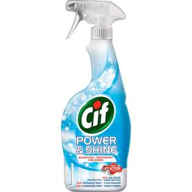 IKKUNA SPRAY CIF POWER & SHINE 750ml - Yleispesuaineet - 8712561729246 - 1