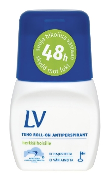 LV ROLL-ON DEODORANTTI TEHO 60ML - Kemikalio - 6414504290197 - 1