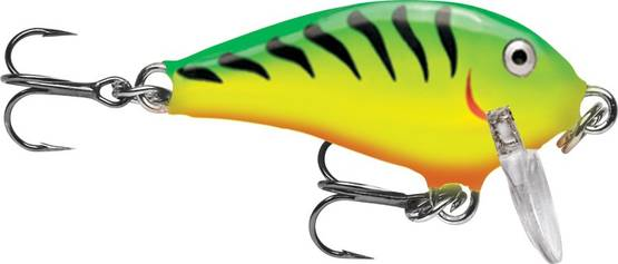 RAPALA UISTIN MINI FAT RAP 3cm FT -  - 022677005157 - 1