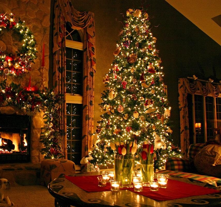 joulukuusi JOULUKUUSI VIHREÄ LUXUS 240cm Näyttävä luxus joulukuusi  joulukuusi