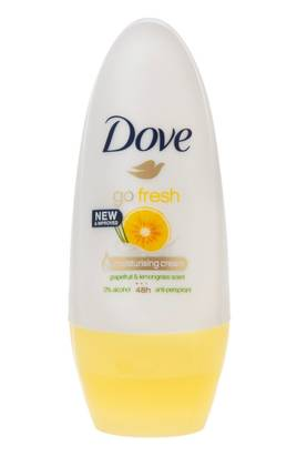 DOVE ROLL ON GO FRESH GRAPEFRUIT 50ml - Kemikalio - 50093878 - 1