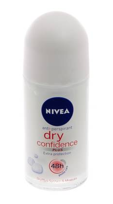NIVEA ROLL ON DRY CONFIDENCE 50ml - Kemikalio - 4005808816118 - 1