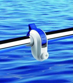 Automaattinen veneen koukku ylös