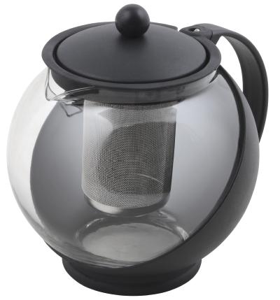Teekannu lasia