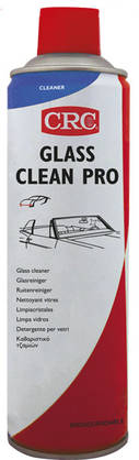 CRC GLASS CLEAN PRO 500ml - Pesuaineet ja Vahat - 5412386064029 - 1