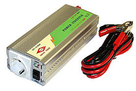 INVERTTERI 600W 12V-230V GENIUS POWER - Invertterit - 6419943202589 - 1