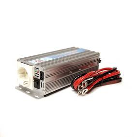 INVERTTERI 600W 12V-230V GENIUS POWER - Invertterit - 6419943202589 - 3