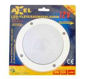 LED VALAISIN 12V 5W 145MM IP44 OPAL - 12V-Valaisimet - 6438152076019 - 1