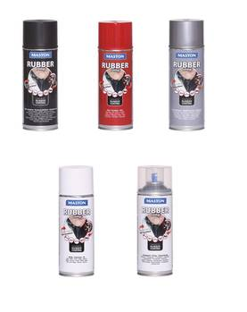 MASTON RUBBERCOMP SPRAY KUMIPINNOITE 400 - Maalit ja Massat - 6412490027339 - 1