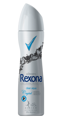 REXONA DEO SPRAY INVISIBLE AQUA 150ml - Kemikalio - 8711600285309 - 1